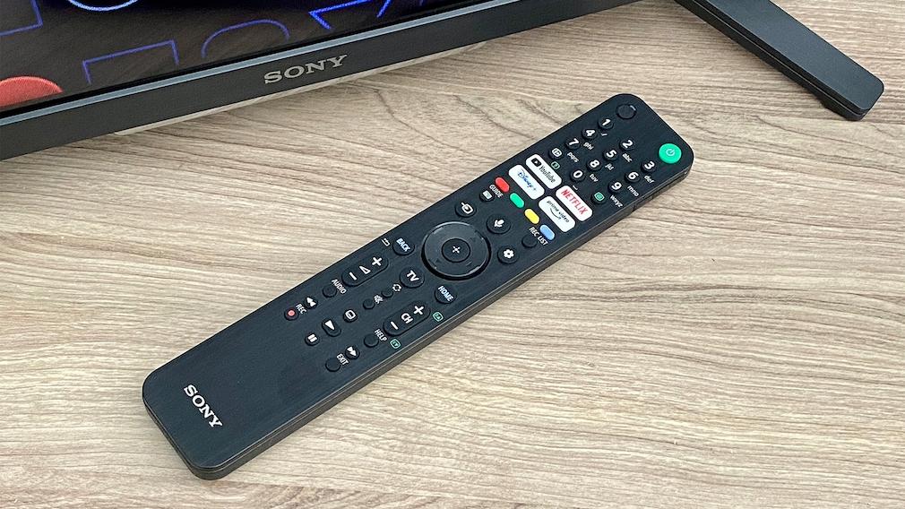 Fernbedienung des Sony KD-32W800