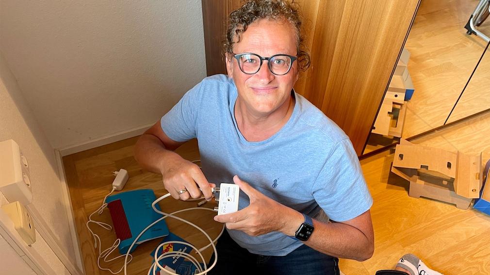 O2 my Home im Produkttest – Das Fazit der Lesertester Alexander Staudenmeier erhielt den Kabelanschluss mit bis zu 250 Mbit/s von O2 my Home.