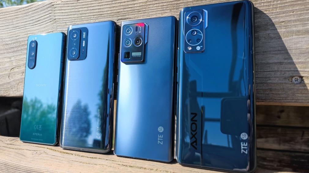 Designvergleich Xiaomi 11T Pro