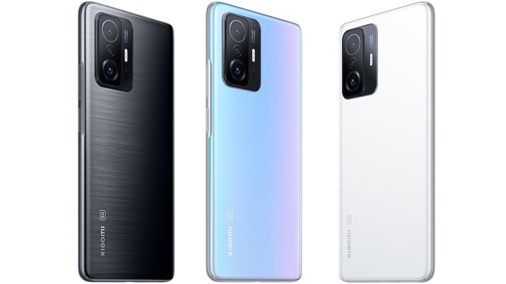 Xiaomi 11T Pro Farben