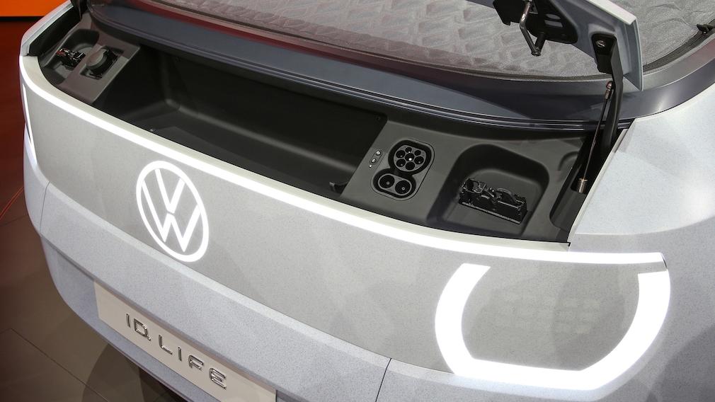 Ladebuchse VW ID.Life