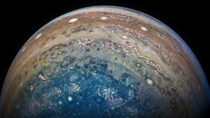 NASA-Foto vom Jupiter©NASA/SwRI/MSSS/Gerald Eichst�dt/Sen Doran