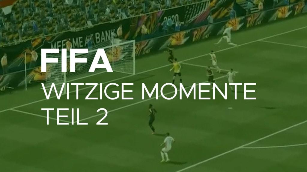 FIFA Witzige Momente Vol 2