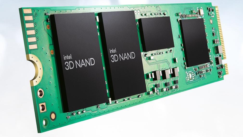 Intel 670p: Test