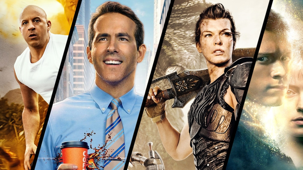 Videobuster: Top-Filme September