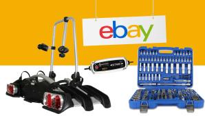 Ebay-Deals: Jetzt günstiges Fahrzeugzubehör sichern©Ebay, Thule, CTEK, BGS