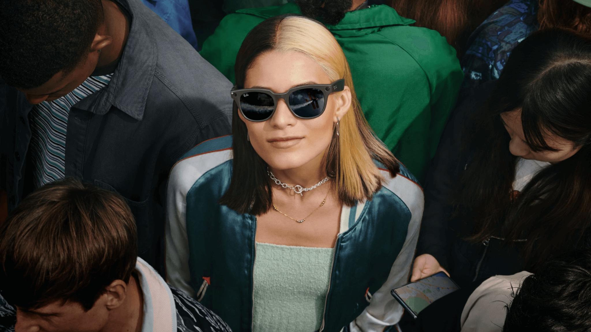 Ray-Ban Stories: Facebook launcht smarte Sonnenbrille