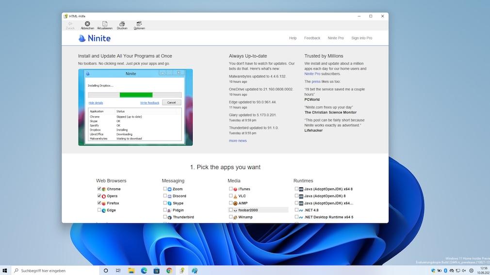 Windows 11: Edge-Browser defekt – wie kommen Sie jetzt ins Internet? Ist der Edge-Browser nicht zur Arbeit zu bewegen, weichen Sie auf einen anderen Browser aus. Dessen Download muss aber ohne Edge vonstattengehen.