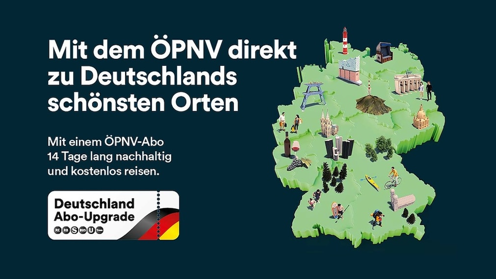 Abo-Upgrade ÖPNV