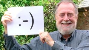 Scott Fahlman zeigt erstes Smiley©Heritage Auctions, HA.com