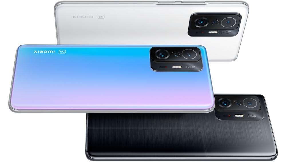 Xiaomi 11T Farben