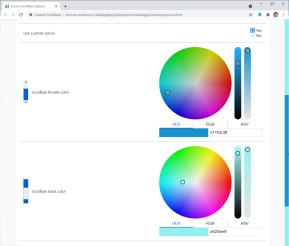 Custom Scrollbars für Chrome