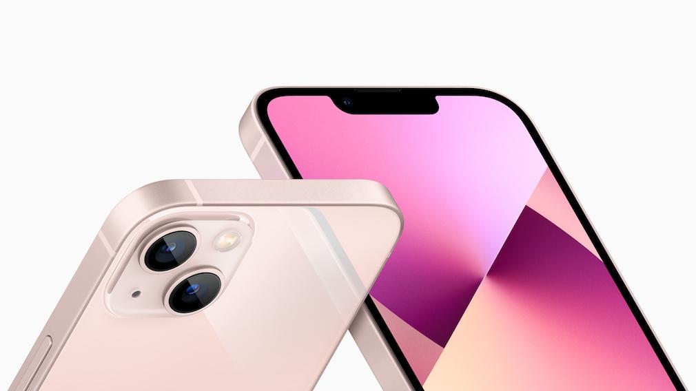 Apple iPhone 13 mini: Hier ist der neue Power-Zwerg!