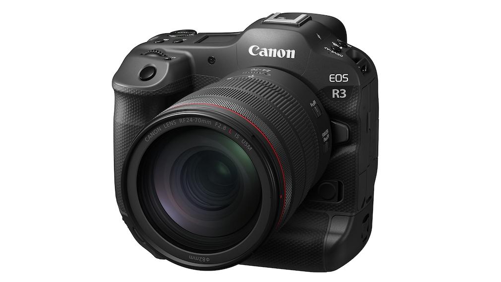 Canon EOS R3 Profi-Systemkamera