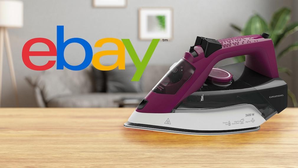 Bügeleisen im Ebay-Angebot: Jetzt Grundig Si 6850 zum Top-Preis sichern Mit dem richtigen Helferlein geht die Hausarbeit gleich besser von der Hand! Aktuell kaufen Sie ein Bügeleisen von Grundig zum starken Preis im Ebay-Angebot.