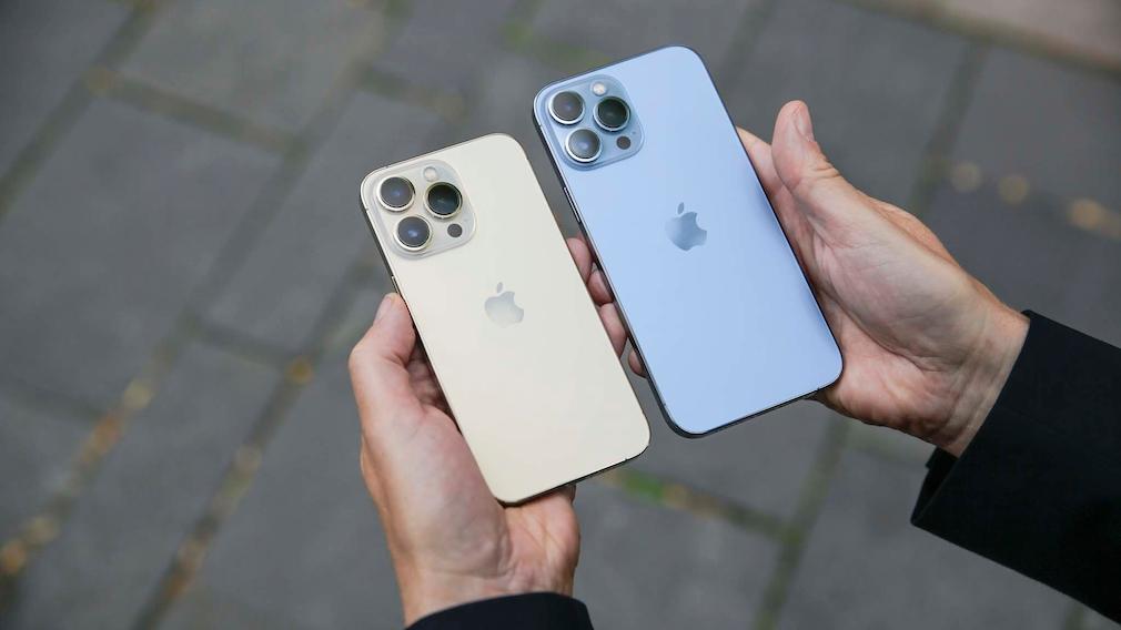 iPhone 13 Pro vs 13 Pro Max