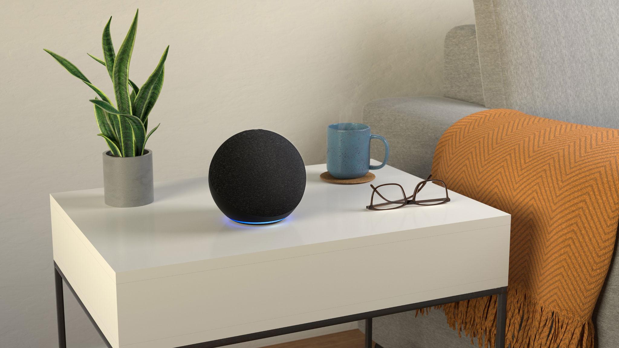 Amazon Alexa reagiert jetzt auf Geräusche