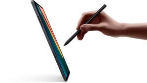 Hand schreibt mit dem Xiaomi Smart Pen auf dem Xiaomi Pad 5.©Xiaomi