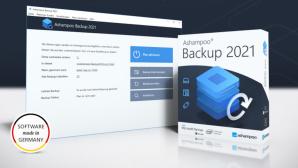 Gratis-Download: Ashampoo Backup 2021©Ashampoo