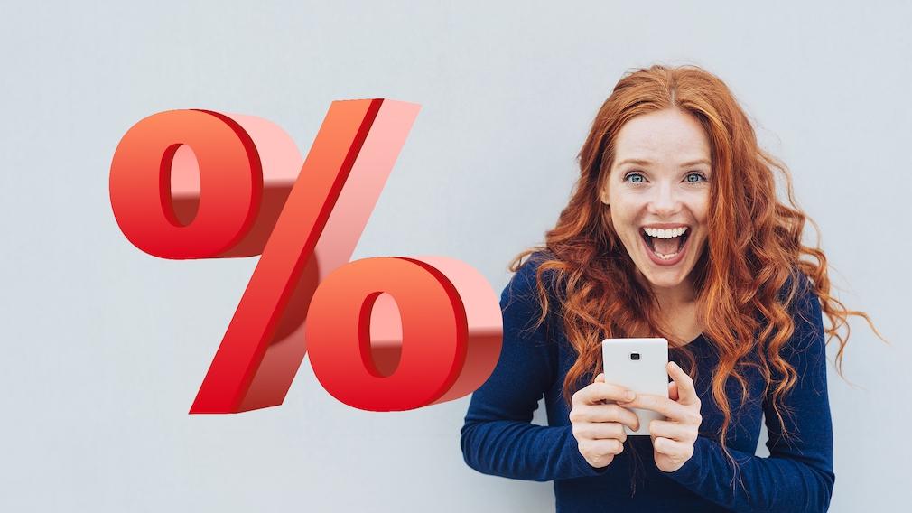 Smartphone-Deals: Die besten Online-Gutscheine der Woche