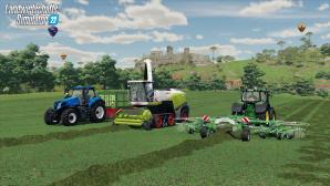 Landwirtschafts-Simulator 22 Crossplay©Giants Software