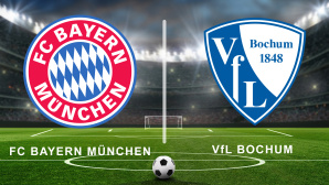Bayern – Bochum live sehen©iStock.com/ FotografieLink, FC Bayern München, VfL Bochum