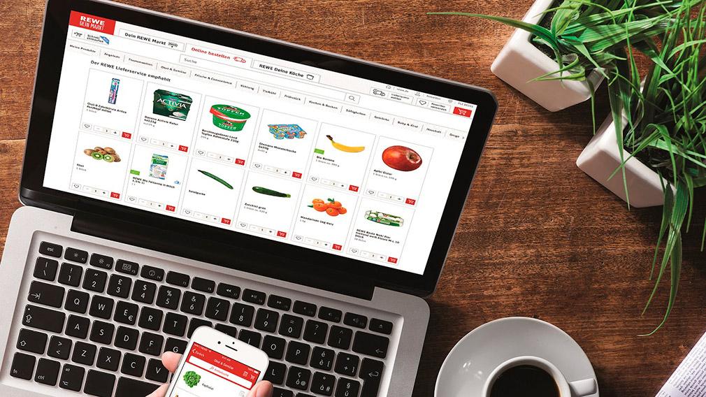 Rewe-Online-Markt