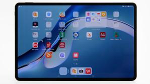 Huawei MatePad Pro 12.6 vor weißem Hintergrund©COMPUTER BILD