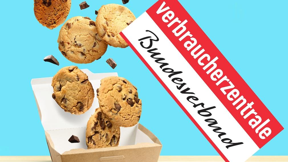 Cookie-Banner: Verbraucherschützer mahnen Firmen ab Laut den Verbraucherzentralen ist jedes zehnte Cookie-Banner eindeutig rechtswidrig.