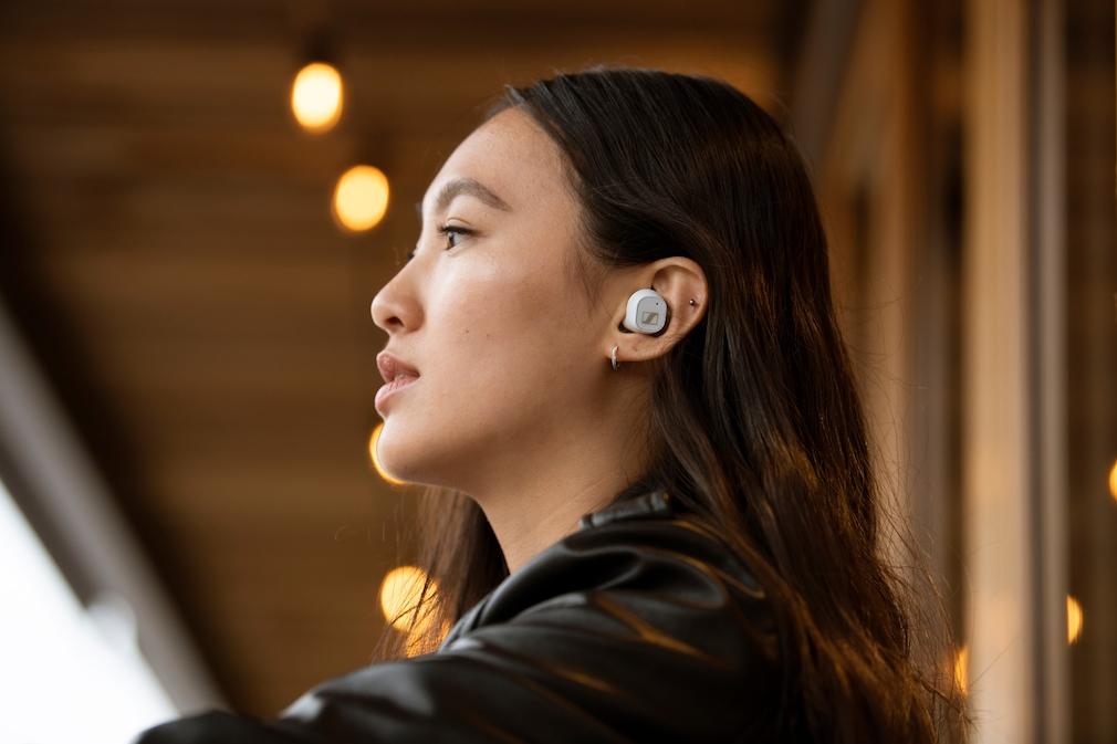 Sennheiser CX Plus True Wireless im Test: Tragekomfort