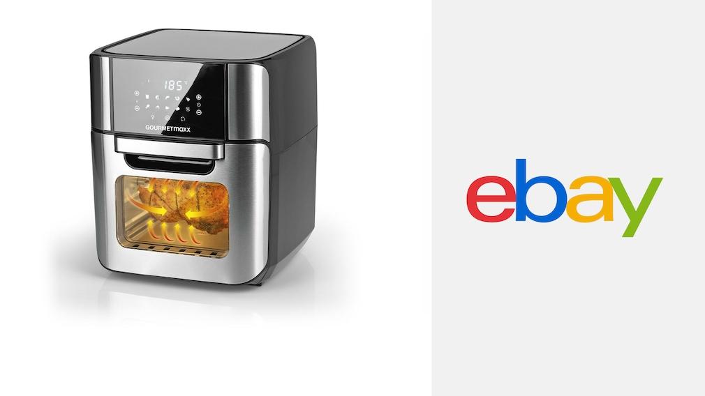 Ebay-Angebot: Heißluftfritteuse Gourmettmaxx (04888) kaufen
