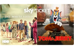 Sky Entertainment & Cinema Ticket