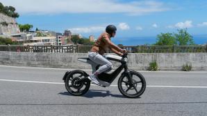 Novus E-Motorrad©Novus