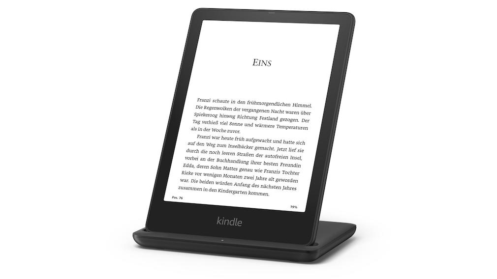 eBook-Reader Amazon Kindle Paperwhite Signature Edition