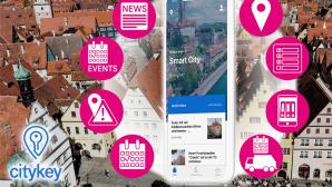 Telekom Citykey: App macht Amstgänge einfacher©Deutsche Telekom
