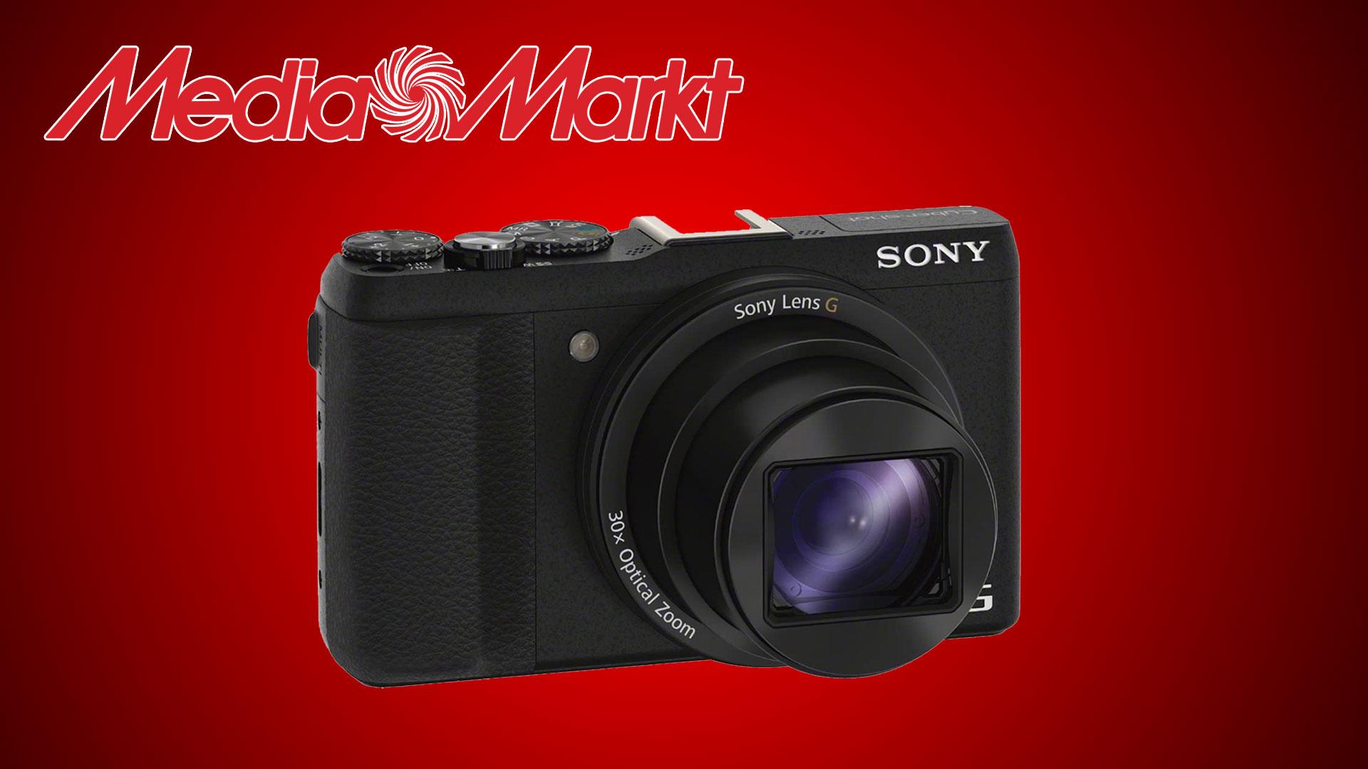 Media Markt: Digitalkamera von Sony zum Spitzenpreis
