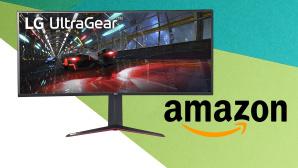 PC-Monitor bei Amazon im Angebot: Riesiger LG zum absoluten Bestpreis!©Amazon, iStock.com/studiocasper, LG