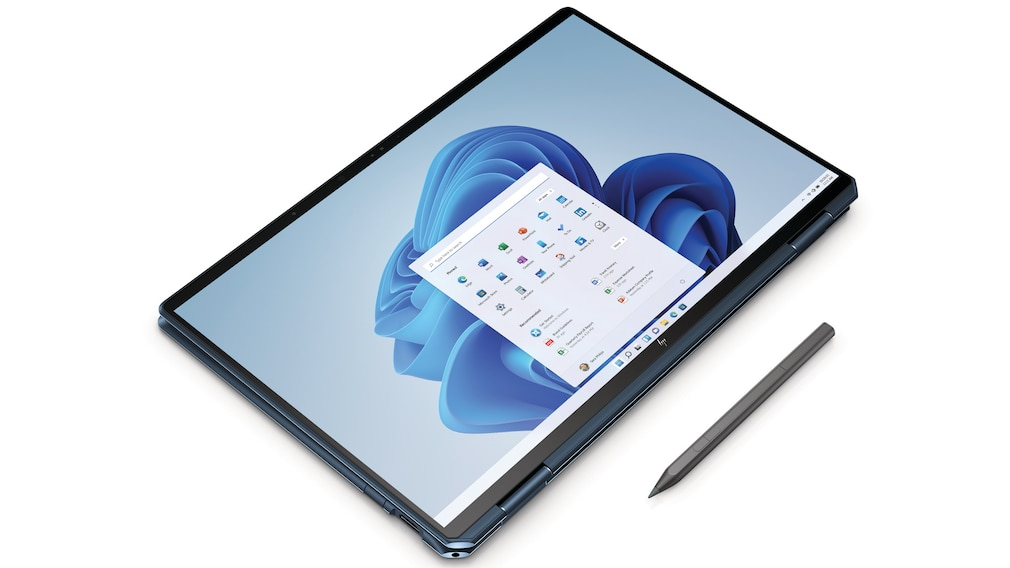 HP Spectre x360 mit 16-Zoll-Display