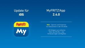 AVM MyFritzApp 2.4.0©AVM