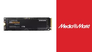 Samsung-SSD bei Media Markt im Angebot: 970 Evo Plus stark reduziert©Media Markt, Samsung