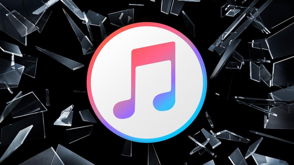 iTunes 12.12.06 verweigert auf deutschem Windows den Dienst iTunes 12.12.06: Mit deutschem Windows lässt sich die Software nicht starten.