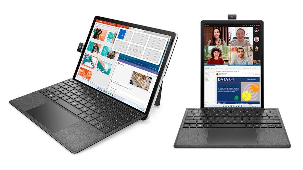 HP 11-Inch-Tablet-PC mit Tastatur