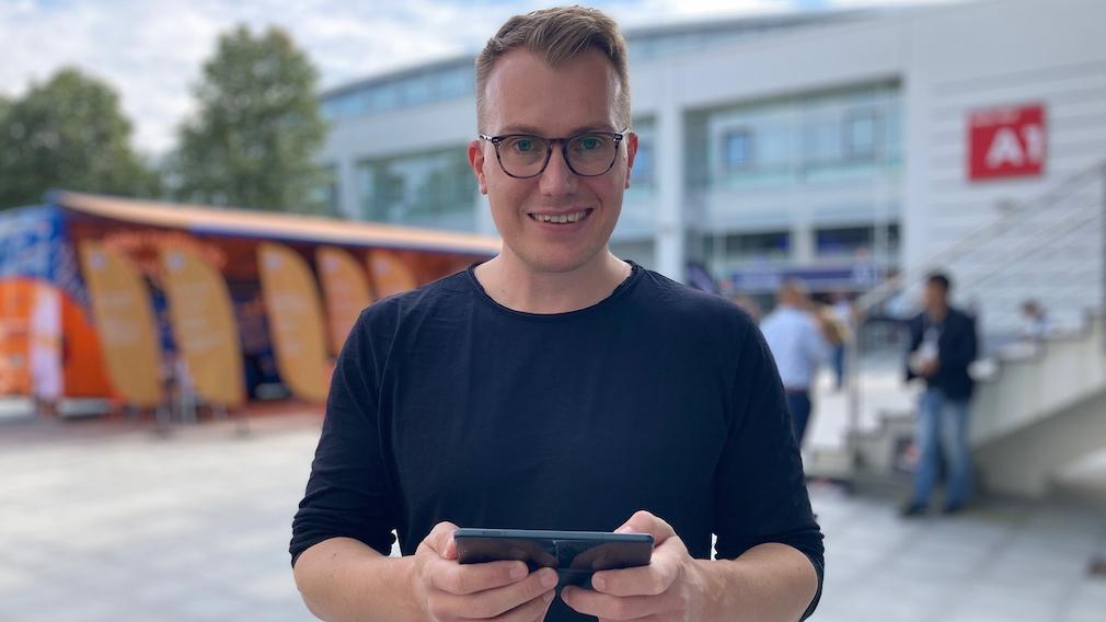 Robin Hornig, Stellvertretender Chefredakteur der AUTO BILD
