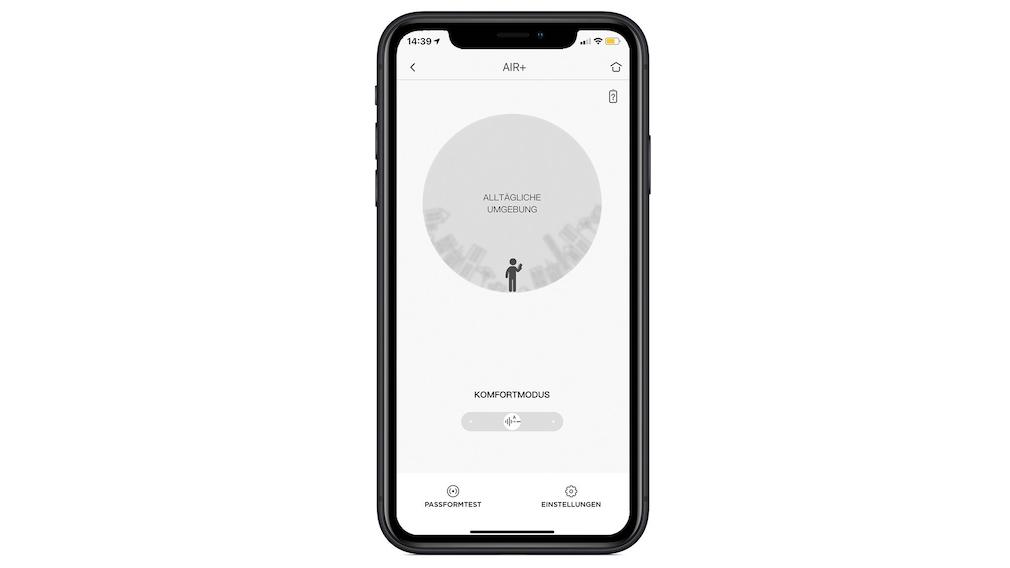 Libratone Air+ (2nd Gen) im Test: App