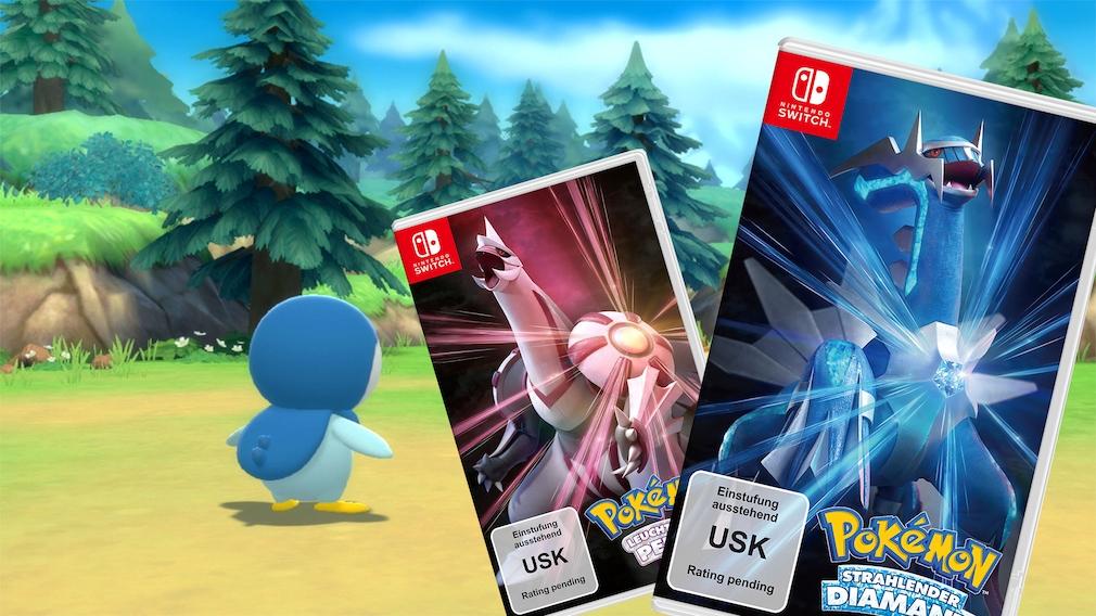 Pokémon Strahlender Diamant: Mega-Entwicklung und weitere Wünsche Zurück nach Sinnoh: Die Region der 4. Pokémon-Generation ist beliebt.