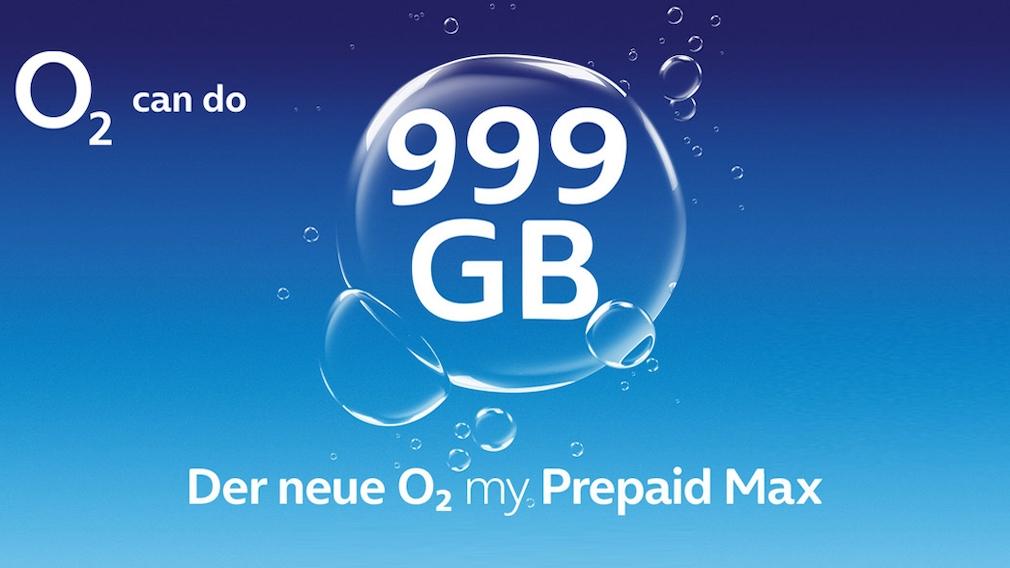 O2 my Prepaid Max