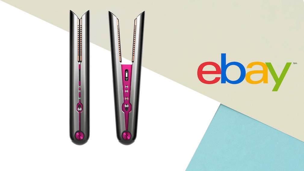 Ebay-Angebot: Dyson Glätteisen über 100 Euro günstiger
