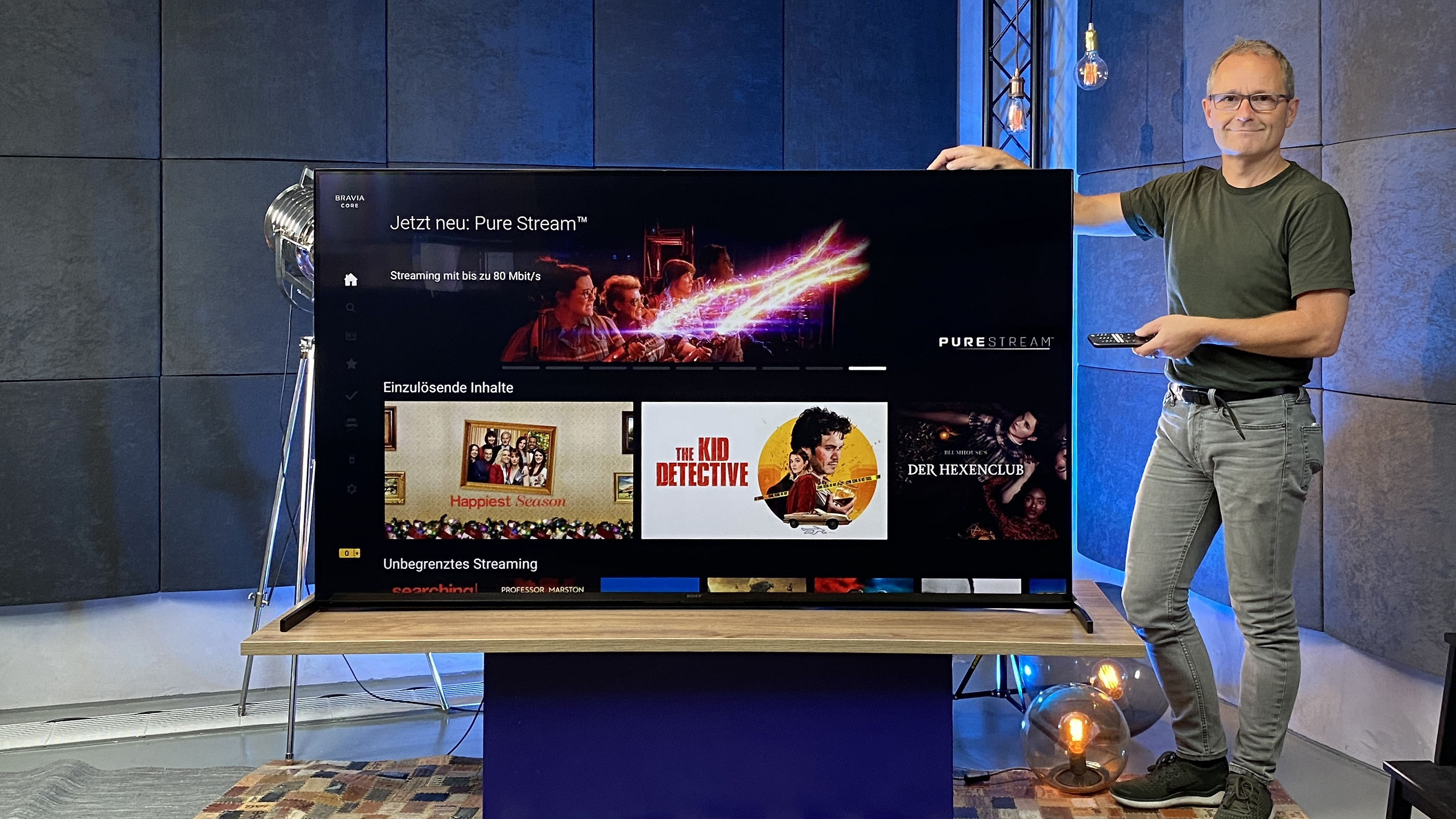 Sony Bravia Z9J im Test: Der Mega-Fernseher bricht Rekorde!