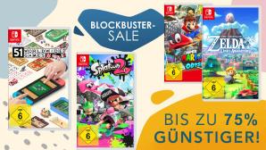 Nintendo eShop: Mehr als 300 Titel bis zu 95 Prozent reduziert Nintendo eShop: bis zu 95 Prozent Rabatt auf mehr als 300 Titel.©Nintendo iStock.com/ ma_rish