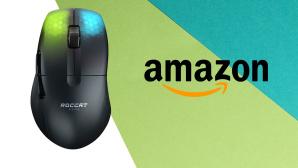 Amazon-Schnäppchen: Gaming-Maus von Roccat für unter 100 Euro Amazon-Angebot: Derzeit greifen Zocker die Gaming-Maus Roccat Kone Pro Air zum Tiefpreis ab.©iStock.com/studiocasper, Amazon, Roccat